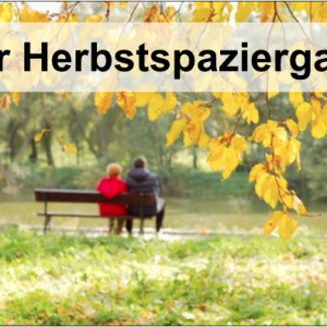 Herbstspaziergang